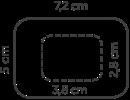 Sorbact Secure 5x72 cm_3